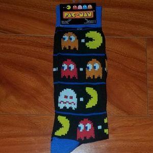 NWT Pac Man Socks Men's Pacman